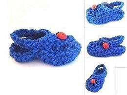 Crocs Made Simple | Baby Booties | Crochet Pattern by Ashton11