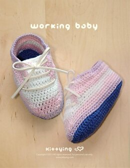 Business Working Shoe for Baby