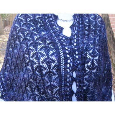 Plainfield Lace Shawl