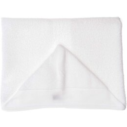 Rico White Hooded Bath Towel