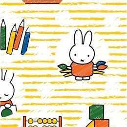 Visage Textiles Miffy - Learning