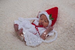 Christmas or Woodland Pixie Hat