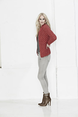 Ladies' Cardigan in Schoeller und Stahl Meribel - 13330
