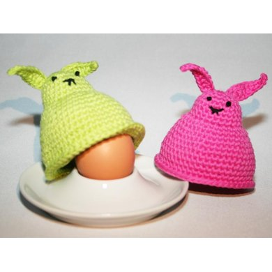 Bunny - Shelf Sitter / Egg Cozy - Amigurumi