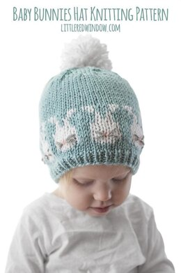 Easter Bunnies Hat