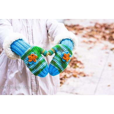 Kveta Mitts and Mittens