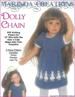 DOLLY CHAIN For KnC Dolls