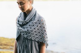 Open Waters Shawl
