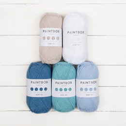 Paintbox Yarns Baby DK 5 Ball Color Pack