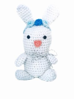 Reagan the Rabbit Crochet Pattern