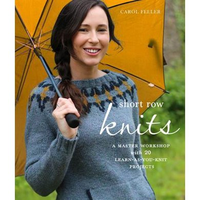 Short Row Knits by Carol Feller