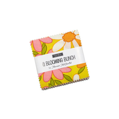 Moda Fabrics A Blooming Bunch 2.5in Charm Pack