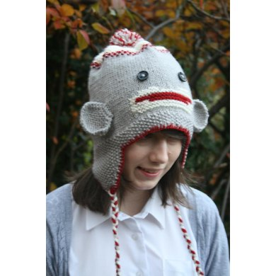Another Sock Monkey Hat...