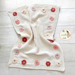 Flower Fairy Blanket
