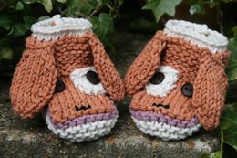 Playful Puppy Booties