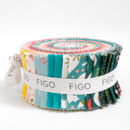 Figo Fabrics Polar Magic 2.5in Strip Roll