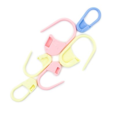 Pony Safety Stitch Markers Assorted