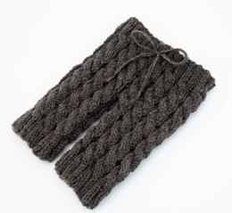 B18 Wool Cabled Baby Pants