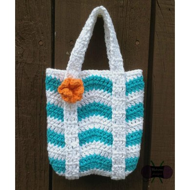Splish Splash Mini Tote