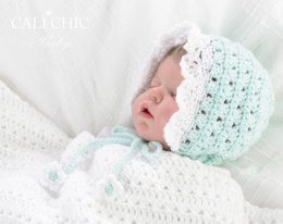 Angel Baby Bonnet #441