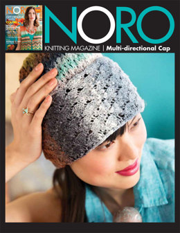 Multi-Directional Cap in Noro Taiyo Sport - 15 - Downloadable PDF