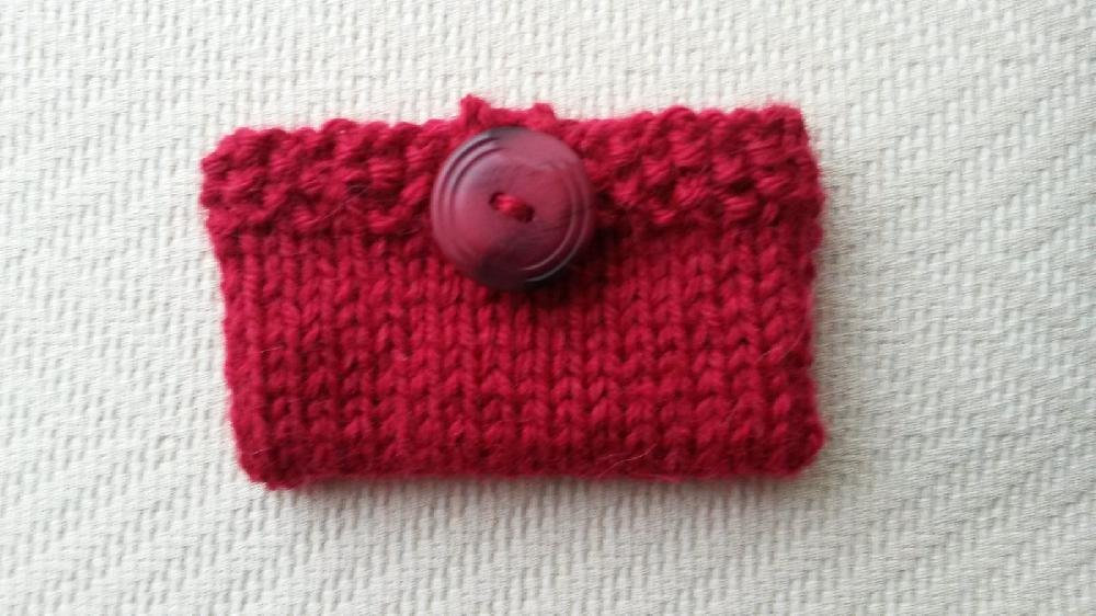 Store/Gift Card Holder Knitting pattern by Kath Williamson ...