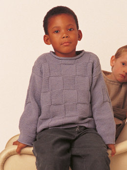 Jake Sweaters in Rowan All Seasons Cotton