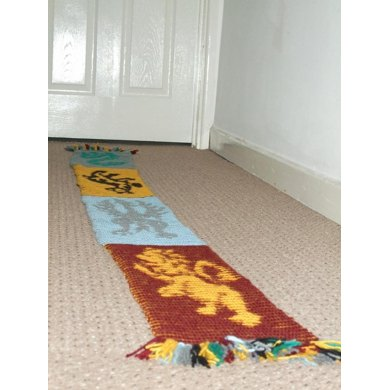 Harry Potter Illusion House Scarf