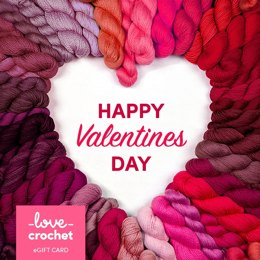 LoveCrochet eGift Card - Valentine's Day 4
