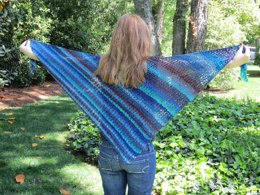 Julianne's Summer Shawlette