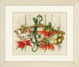 Riolis Spices Cross Stitch Kit - Multi