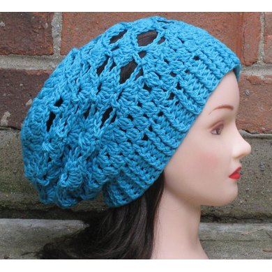 Felicity Summer Slouchy Hat