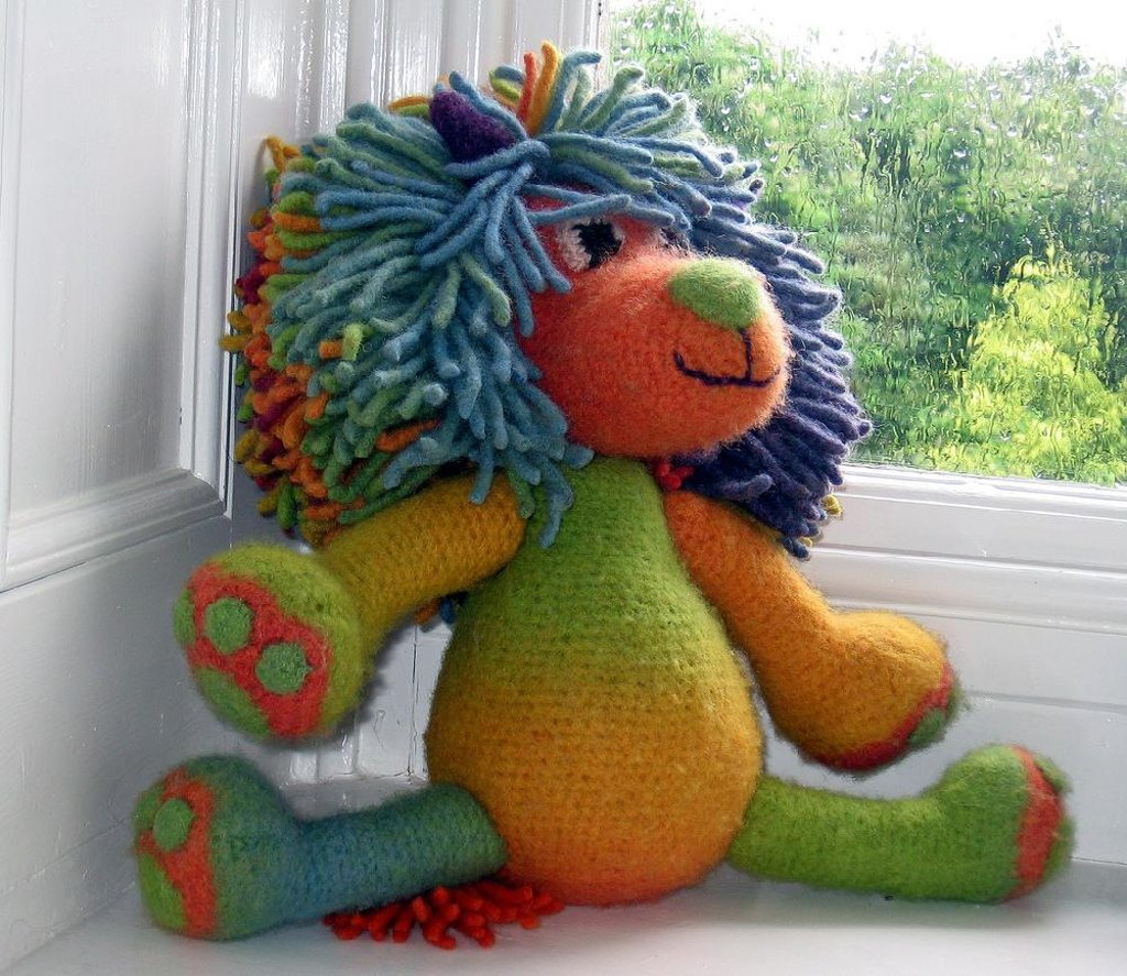 Free Toys Crochet Patterns | LoveCrochet