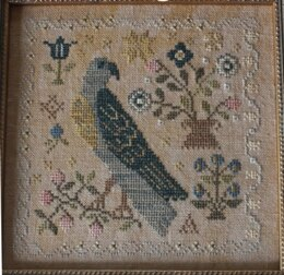 Blackbird Designs Hear the Crickets Sing - Loose Feathers Series #7- For the Birds - BD301 - Leaflet