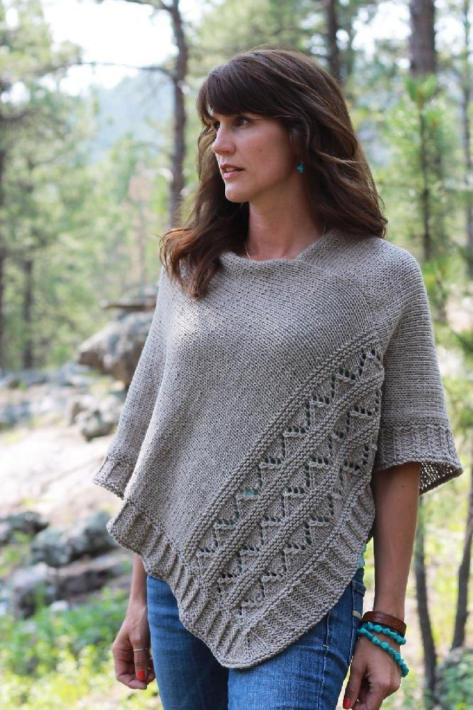 High Plains Knitting Pattern By Melissa Schaschwary Knitting
