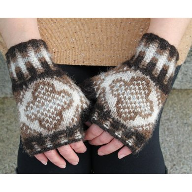 Symbister House Mitts