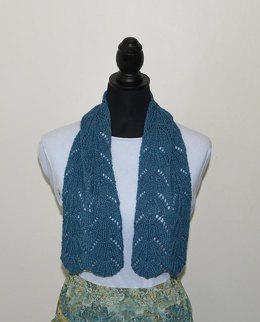 Shells From The Sea Scarf