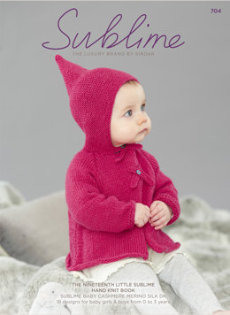 The Nineteenth Little Sublime Hand Knit Book by Sublime