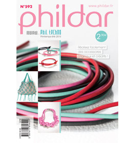 Phildar Mini Catalogue Spring/Summer 2015 Issue 592