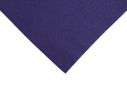 Groves Craft Planet Acrylic Felt Piece 9 x 12 inches Purple