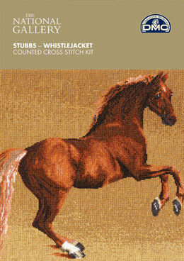 DMC The National Gallery - Stubbs - Whistlejacket