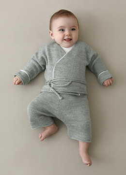 Trousers in Phildar Partner Baby - Downloadable PDF
