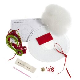 Trimits Wreath Felt Sewing Kit