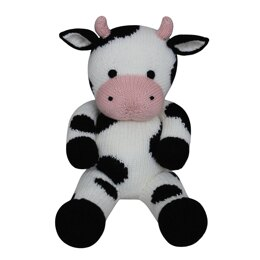 Cow (Knit a Teddy)