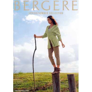 Bergere de France Magazine 157 - Spring / Summer Collection