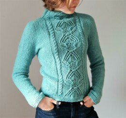 Arrow of Time Sweater