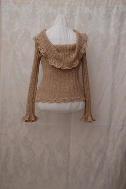 Heather's Seamless PullOver