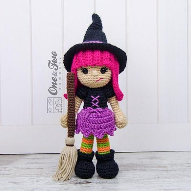 Willow the Witch Amigurumi