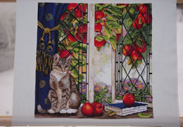 Merejka Early Autumn Cross Stitch Kit - 29cm x 29cm