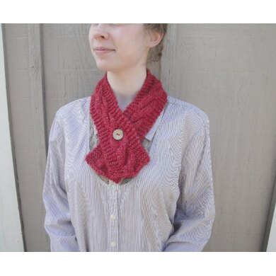 Chateau Cable Neck Warmer